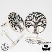 Northern Viking Jewelry Korvakorut Tree Of Life
